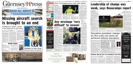 The Guernsey Press – 25 January 2019