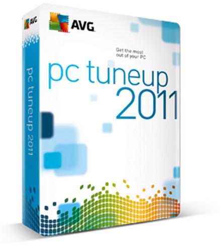 AVG PC Tuneup 2011 10.0.0.26 Final + Portable