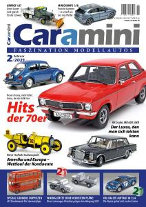 Caramini - Februar 2021