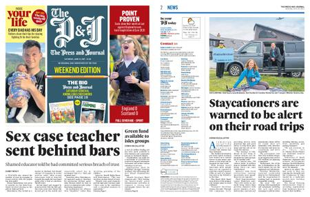 The Press and Journal Moray – June 19, 2021