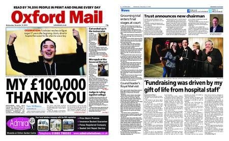 Oxford Mail – December 12, 2018