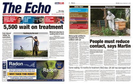 Evening Echo – September 14, 2020