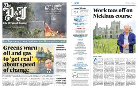 The Press and Journal Moray – April 20, 2021