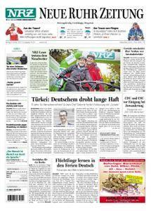 NRZ Neue Ruhr Zeitung Essen-Postausgabe - 09. Oktober 2017