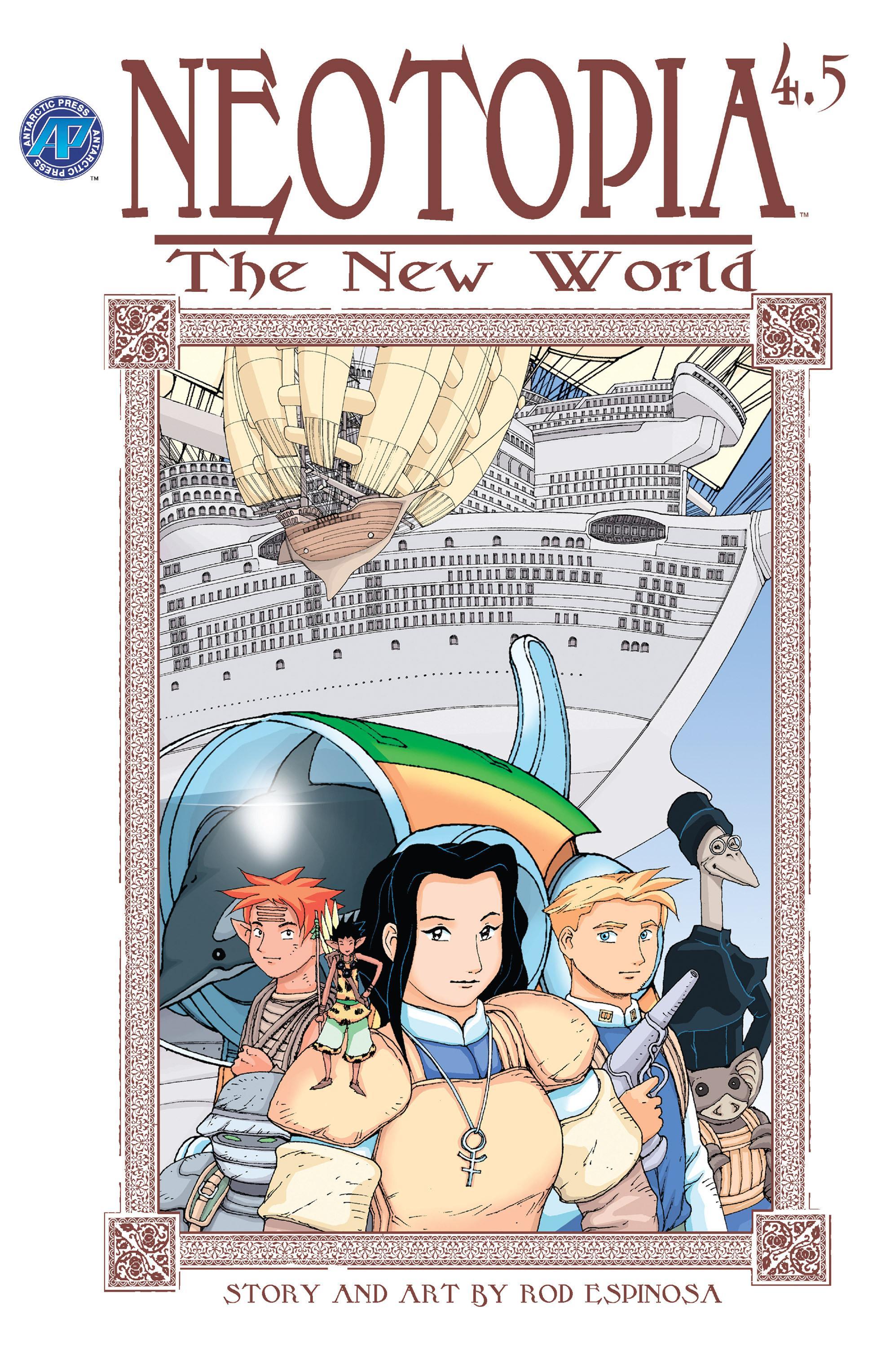 Neotopia v4 The New World 001 005 2004 Neotopia Vol 04 The New World 05 of 05 2004 digital Minutemen Annika