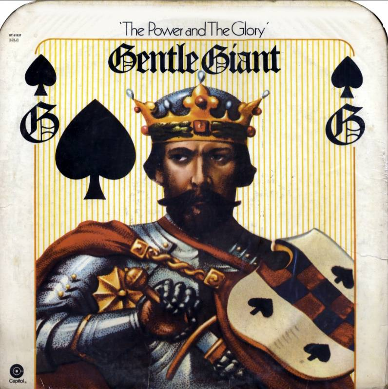 Gentle Giant - The Power And The Glory (1974) Capitol Records/ST-11337 - Original US Pressing - LP/FLAC In 24bit/96kHz
