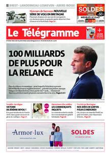 Le Télégramme Landerneau - Lesneven – 15 juillet 2020