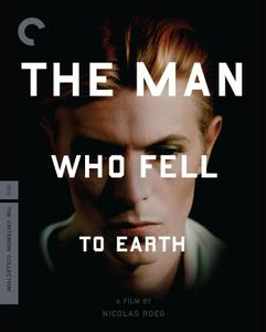 The Man Who Fell to Earth (1976) [Criterion Collection]