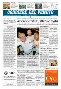 Corriere del Veneto Padova e Rovigo - 25 Aprile 2018