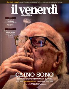 Il Venerdi di Repubblica – 07 giugno 2019