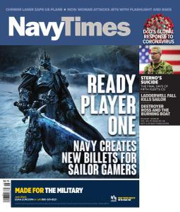 Navy Times - March 23, 2020