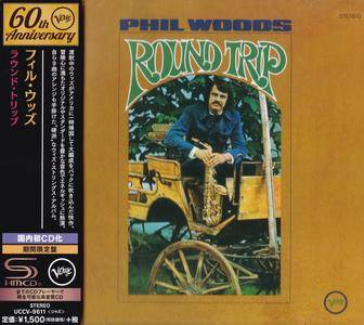 Phil Woods - Round Trip (1969)  {2016 Japan Verve 60th Rare Albums SHM-CD Reissue Series UCCV-9611}