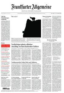 Frankfurter Allgemeine Zeitung F.A.Z. - 22. Dezember 2017