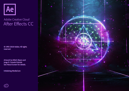 Adobe After Effects CC 2018 v15.1.1.12 Multilingual macOS