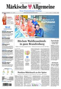 Neue Oranienburger Zeitung - 24. April 2019