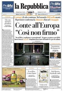 la Repubblica - 11 Aprile 2020