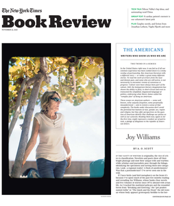 The New York Times Book Review – 22 November 2020