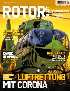 Rotorblatt - Nr.2 2020