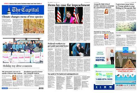 The Capital – December 17, 2019