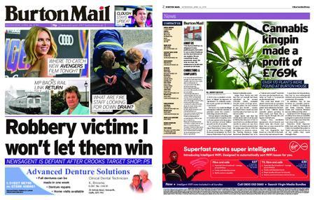 Burton Mail – April 24, 2019