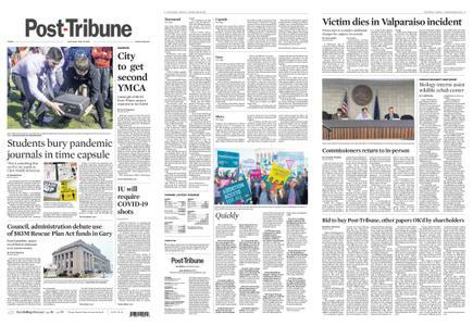 Post-Tribune – May 22, 2021