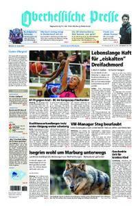 Oberhessische Presse Marburg/Ostkreis - 31. Januar 2018