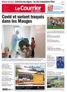 Le Courrier de l'Ouest Cholet – 01 mars 2021