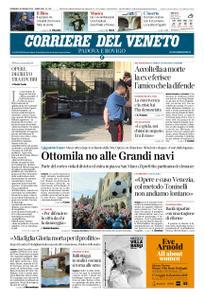 Corriere del Veneto Padova e Rovigo – 09 giugno 2019
