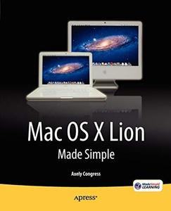 Mac OS X Lion Made Simple