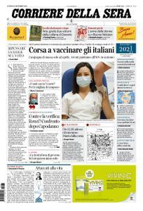 Corriere della Sera – 28 dicembre 2020