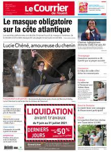 Le Courrier de l'Ouest Cholet – 28 juillet 2021