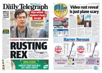 The Daily Telegraph (Sydney) – July 05, 2019