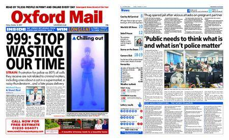 Oxford Mail – October 13, 2017