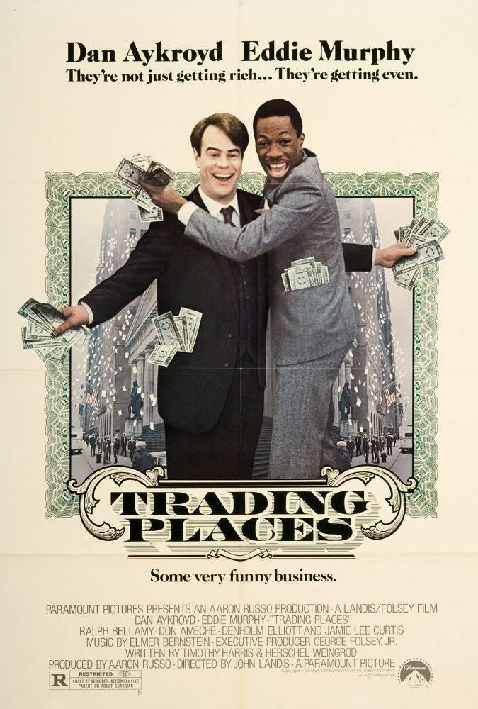 Trading Places [Un Fauteuil pour Deux] 1983