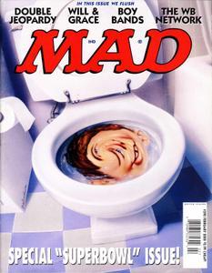 MAD Magazine 390 (2000