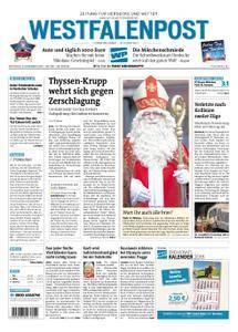 Westfalenpost Wetter - 06. Dezember 2017