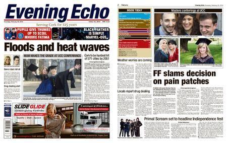 Evening Echo – February 22, 2018