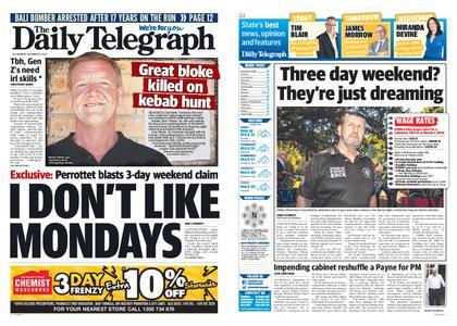 The Daily Telegraph (Sydney) – December 14, 2020