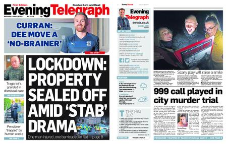 Evening Telegraph First Edition – January 09, 2019