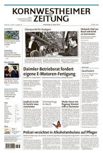Kornwestheimer Zeitung - 31. Januar 2019