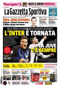 La Gazzetta dello Sport Sicilia – 25 novembre 2018