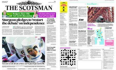 The Scotsman – May 21, 2018