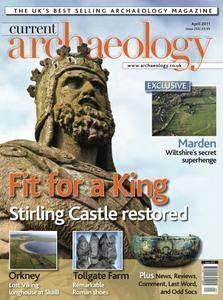 Current Archaeology - Issue 253