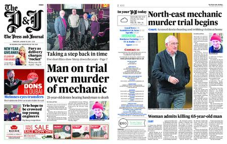 The Press and Journal Moray – January 10, 2019
