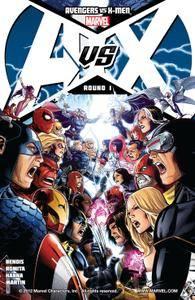Avengers Vs X-Men 001 2012 Digital