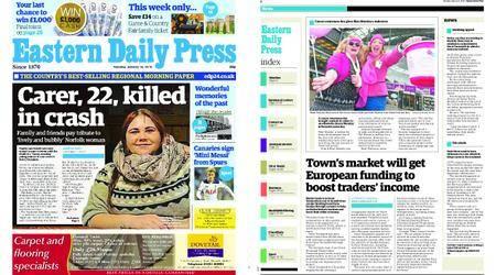 Eastern Daily Press – January 16, 2018