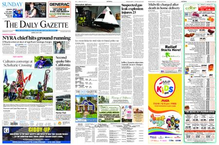 The Daily Gazette – July 07, 2019