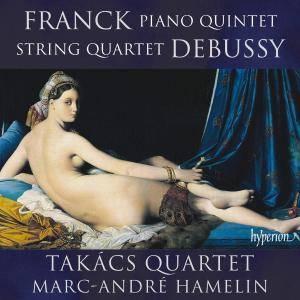 Takacs Quartet, Marc-Andre Hamelin - Cesar Franck: Piano Quintet; Claude Debussy: String Quartet (2016) [Re-Up]
