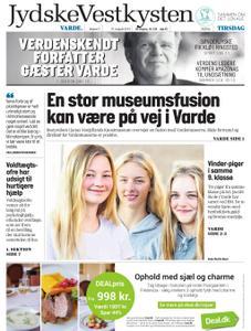 JydskeVestkysten Varde – 27. august 2019