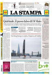 La Stampa Torino Provincia e Canavese - 24 Febbraio 2018